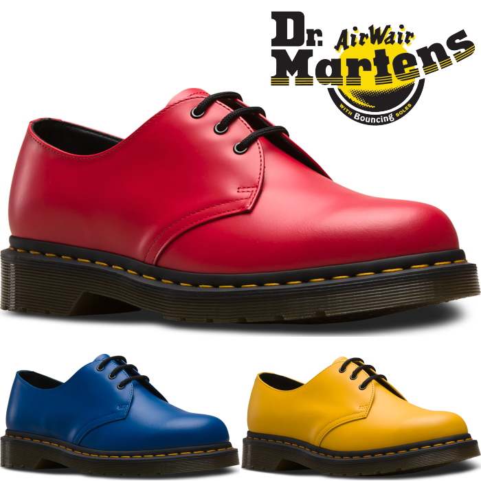 I work on it newly in Dr.Martens 1461 regular article doctor Martin 3 hall 3 EYE SHOE shoes men gap Dis race up low frequency cut 2019 spring and