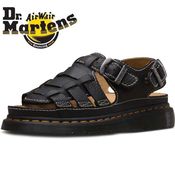 ドクターマーチン サンダル Dr.Martens 8092 ARCHIVE BLACK GRIZZLY 24830001 アーカイブ スポーツサンダル メンズ レザー 正規品 シューズ 靴 レザーサンダル 送料無料 2019春夏新作 【あす楽対応】