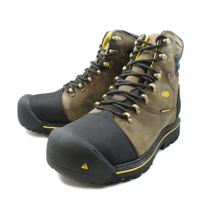 Footmonkey Keane Trekking Shoes Boots Mens Keen Milwaukee