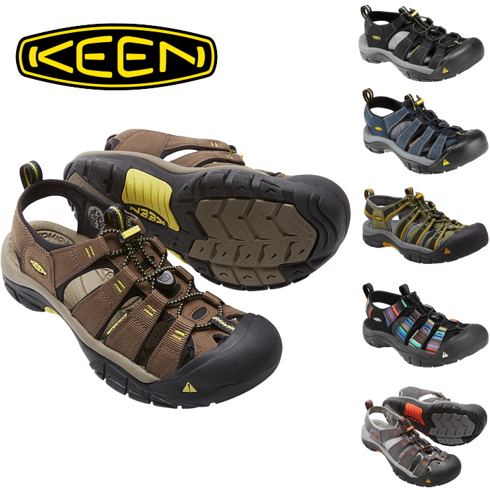 FOOTMONKEY | Rakuten Global Market: New Keen Sandals men's genuine KEEN NEWPORT H2 Sport Sandals outdoor Newport leisure sanndaru men's men's sandal 2015 spring summer