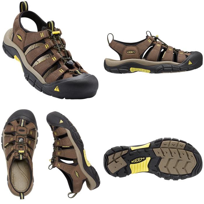 New Keen Sandals men's genuine KEEN NEWPORT H2 Sport Sandals outdoor Newport leisure sanndaru men's men's sandal 2015 spring summer