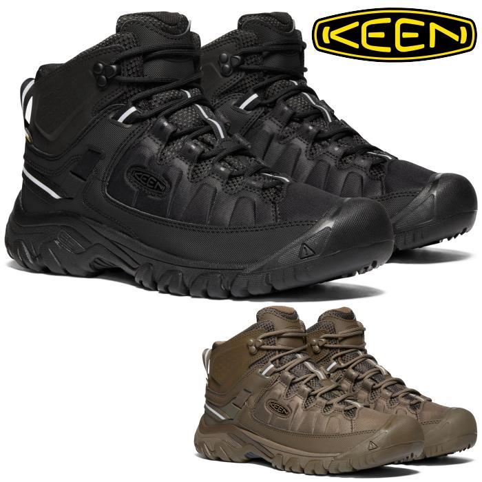 d839bf85cd6 KEEN TARGHEE EXP MID WP Kean Targhee mid outdoor shoes trekking shoes men  boots waterproofing waterproof regular article 2019 spring and summer new  ...
