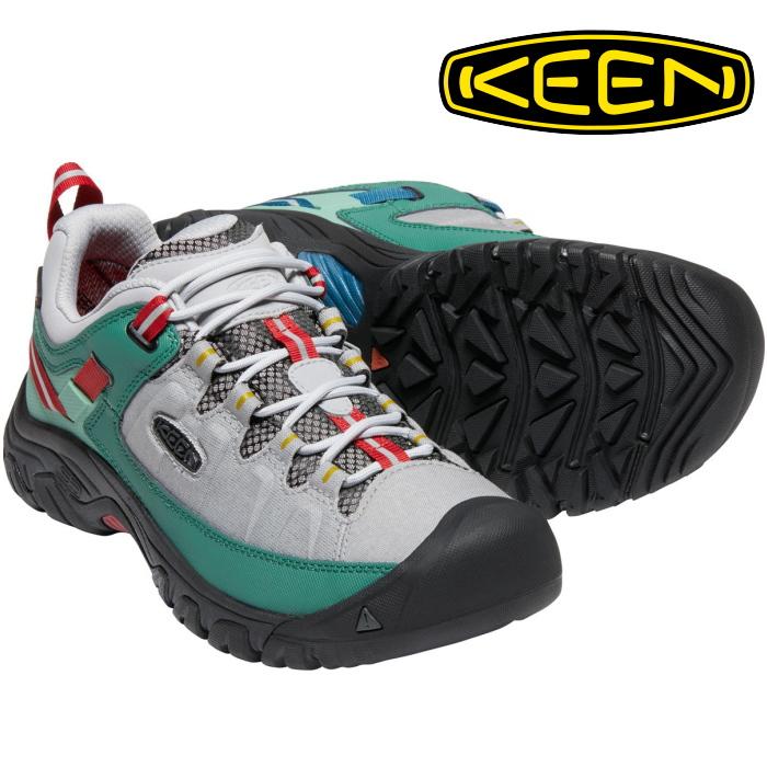 0e64f2b6de8 ●● Kean KEEN TARGHEE EXP WP ELNEST CREATIVE ACTIVITY Targhee men outdoor  shoes boots trekking shoes waterproofing regular article waterproof 2018 ...
