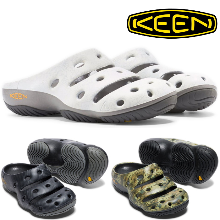 6a8e2d2552ee Trip to Kean yogi Lady s KEEN YOGUI ARTS regular article clog sandals  outdoor sandals opening air sneakers camping festival sports recreation  outdoors 2018 ...