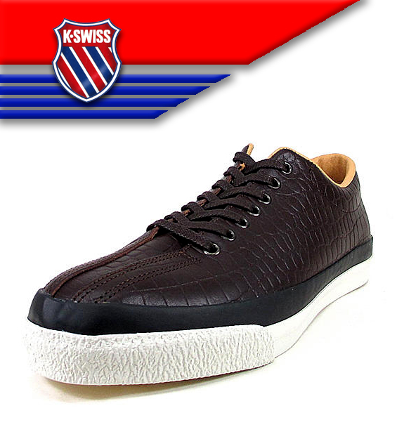 2f79c0a467db97    stock disposal    dark brown men sneakers regular article low-frequency  cut OX Made in JAPAN made in K-SWISS  case chair  KS SPM51    Moonstar140  ...