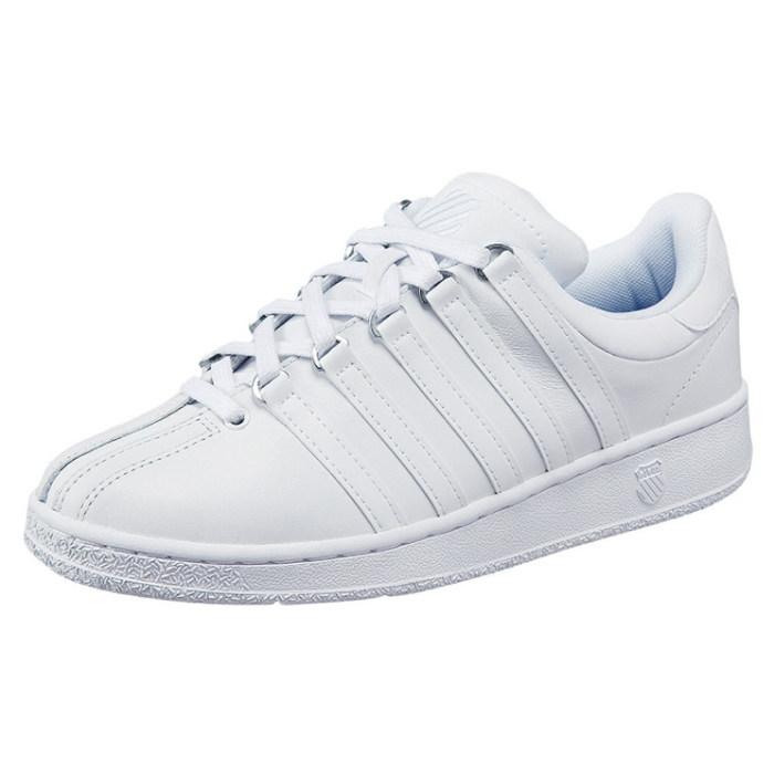 情况椅子运动鞋K-SWISS CLASSIC VN 03343101[白/白]古典人低切鞋KSWISS K、SWISS men's sneaker 2015SS