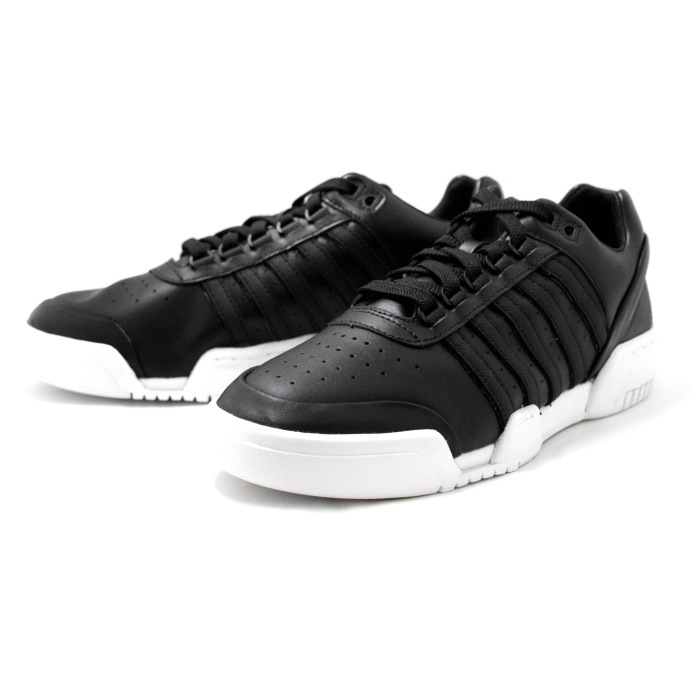 ea57cc5f0617e Swiss sneaker mens K-SWISS GSTAAD 03506066 [Black/White/big logo] Gstaad  men's shoes men's sneaker 2015 new fall