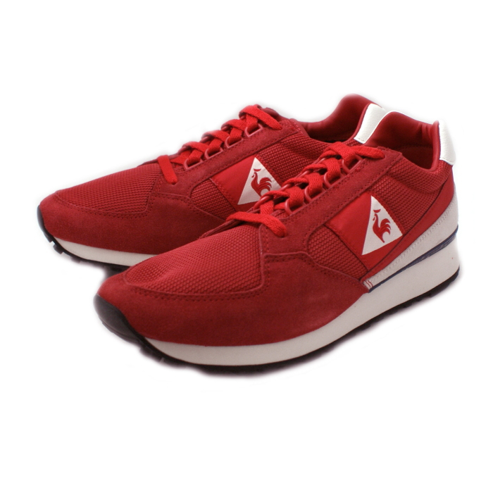 the best attitude 77083 ae157 Lecoq sneakers le coq sportif ECLAT 89 1511099  vintage Red  ECLAT mens  running shoes