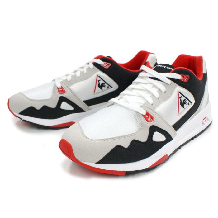 b1c2c6bc538d Lecoq sneakers le coq sportif LCS R 1000 QMT-6102WB WBR  Black Black  men s  running shoes reprint shoes men s running shoes sneaker