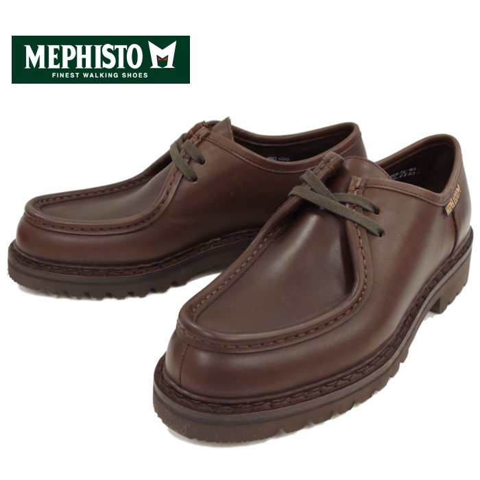 09608e6ed8 Product made in メフィスト MEPHISTO PEPPO 351 TIROLEAN SHOES Tirolean shoes  [DARK BROWN] boots ...