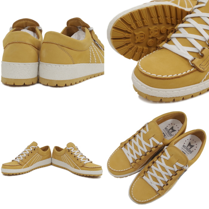 3f261eadbaa ... Product made in メフィスト MEPHISTO RAINBOW 842 rainbow low-frequency cut  sneakers men [DESERT