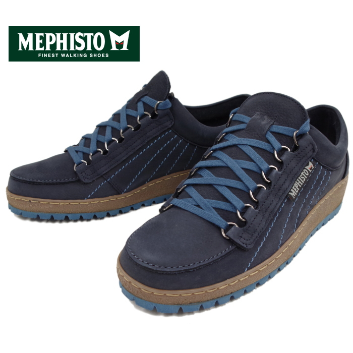 d660c2d5ca8 Product made in メフィスト MEPHISTO RAINBOW 1945 rainbow low-frequency cut  sneakers men [DENIM ...