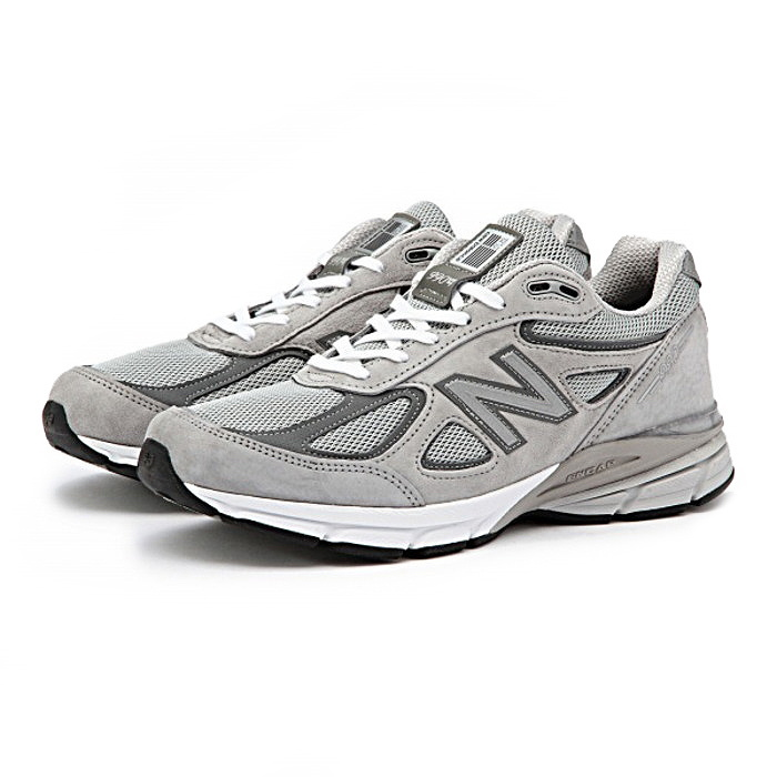 New Balance sneakers 990 regular article new balance M990 GL4 [gray] D Wise  Made in U.S.A men