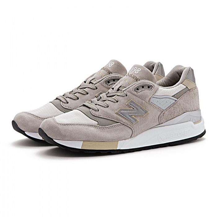 b05803a2d9cff6 New Balance 998 regular article new balance M998 CEL  ELEPHANT SKIN   sneakers men Made in U.S.A. men s sneaker newbalance shoes 2015SS
