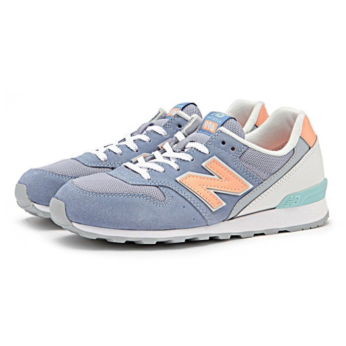 check out e81c8 ad3ba New Balance 996 regular article new balance WR996 JG  blue   orange  ...