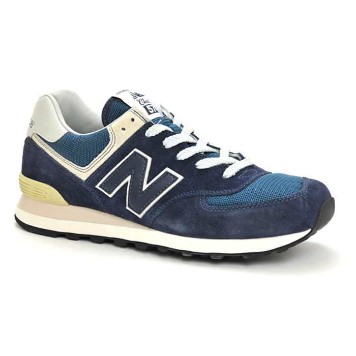 ml574 new balance navy