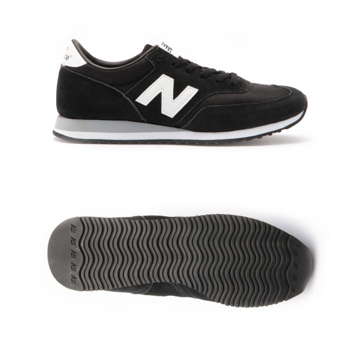 nouveau produit ab169 bc5bf ●● New Balance 620 regular article new balance CW620 BLK [black] Lady's  sneakers running shoes New Balance 2015FW