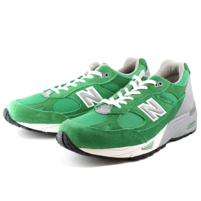 NB 991 sneaker - Green New Balance ROVuW