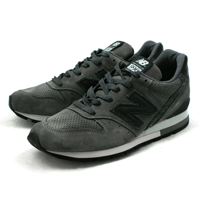 ●● New Balance 996 gray new balance M996 sneakers Made in USA NEW BALANCE M996 GDY [dark gray] men sneakers men's sneaker newbalance ★★ shoes