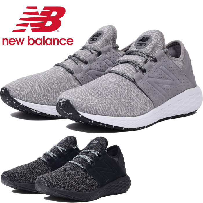 348cf755eb new balance New Balance sneakers men FRESH FOAM CRUZ M DS2/DK2 MCRUZ  running shoes newbalance regular article 2019 spring and summer new work
