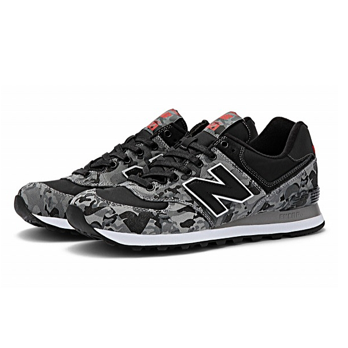 check out 8c049 47505 New balance 574 grey sneakers new balance NEW BALANCE ML574 CBA [dark]  running shoes men's sneakers for men men ' ssneaker newbalance 2015 spring  ...