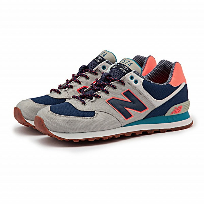detailing 2db9a 1090f ●● New Balance sneakers 574 regular article new balance ML574 EXC [stone  gray] men newbalance running shoes