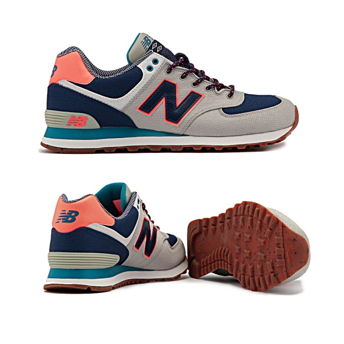 new balance ml574 zwart