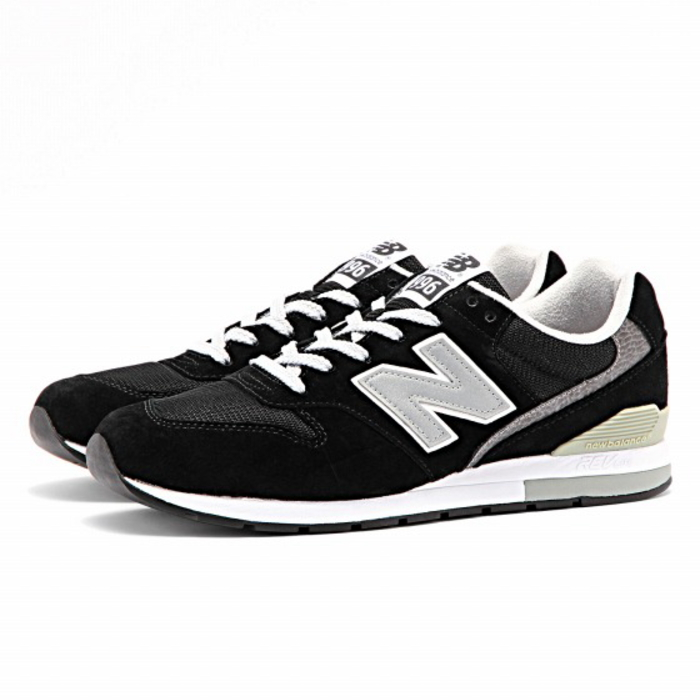 New balance 996 women's men's sneakers new balance MRL996 BL [Black] new  balance new balance new balance
