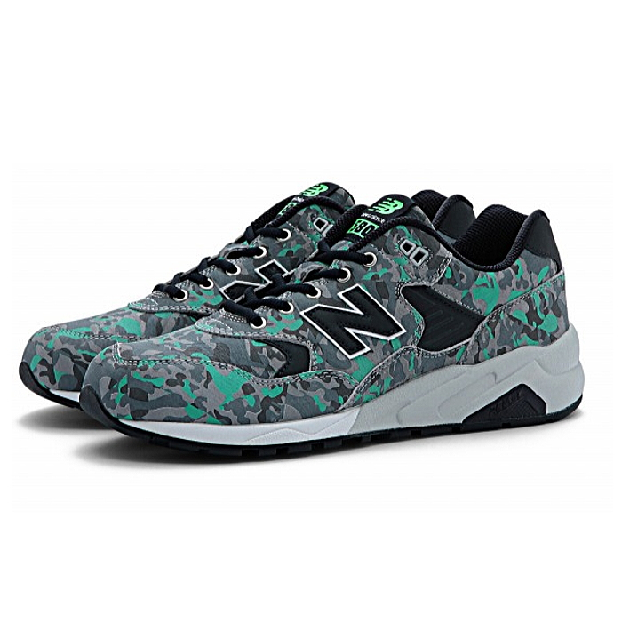 quality design e6838 558bd New balance 580 sneakers suede new balance NEW BALANCE MRT580 CC [Green]  running shoes men's sneakers for men men ' ssneaker newbalance 2015 spring  ...