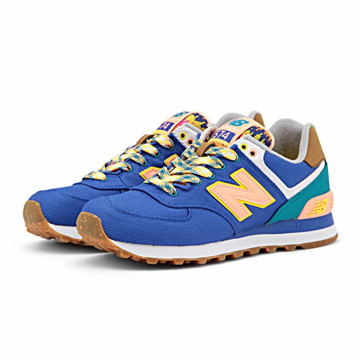Offizielle Website gehobene Qualität heiße Produkte ●● New Balance 574 regular article new balance WL574 EXA [navy / pink]  Lady's sneakers