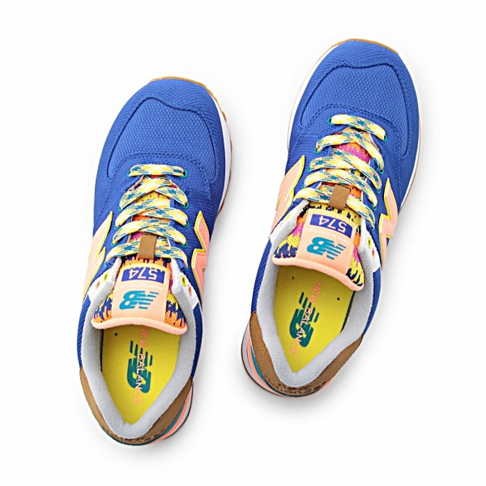 New balance 574 genuine new balance WL574 EXA Womens sneakers _ _