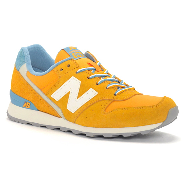 sports shoes a8784 66ecb New Balance 996 new balance WR996 CF  frame orange  Lady s sneakers leadis