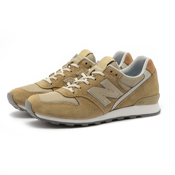 ●● New Balance 996 regular article new balance WR996 GA [beige] Lady's sneakers running shoes New Balance 2015FW