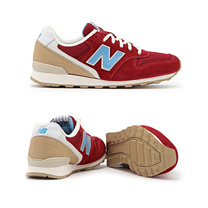 the best attitude 0df9f 66381 ●● New Balance 996 regular article new balance WR996 HF [burgundy] Lady's  sneakers running shoes