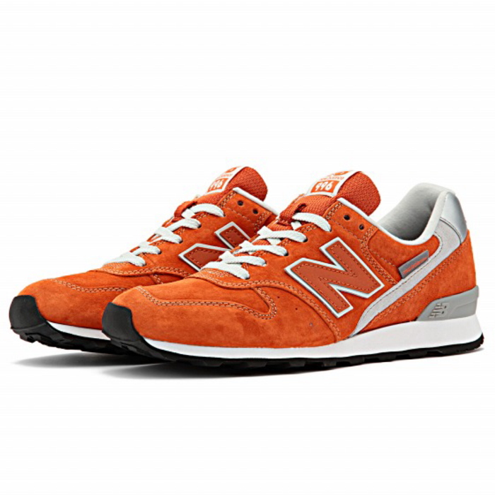 authorized site how to serch well known ●● leadis sneaker newbalance 2015FW for the New Balance 996 new balance  WR996 LA [orange] Lady's sneakers woman