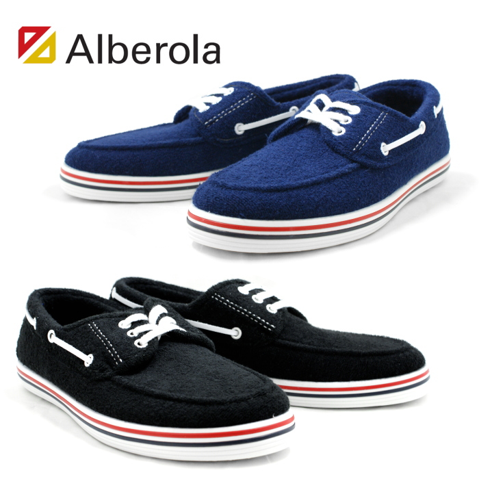 Alberola Alberola Q1289 运动鞋桩甲板鞋男装西班牙休闲鞋 Francis 鞋店 _ _