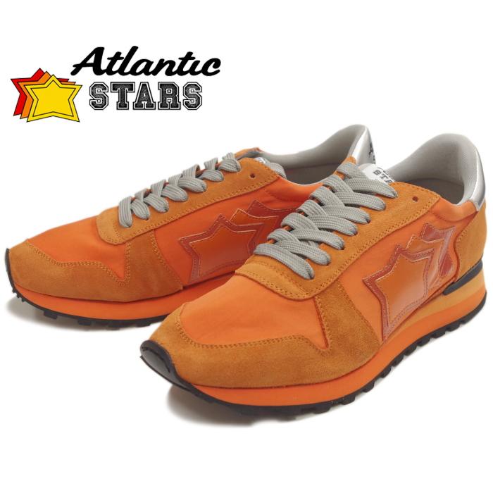 アトランティックスターズ メンズ スニーカー Atlantic STARS ARGO アルゴ ARANCIO レザー カジュアル シューズ ローカット 靴 men's sneaker 送料無料 2019春夏新作 【あす楽対応】 【コンビニ受取対応】