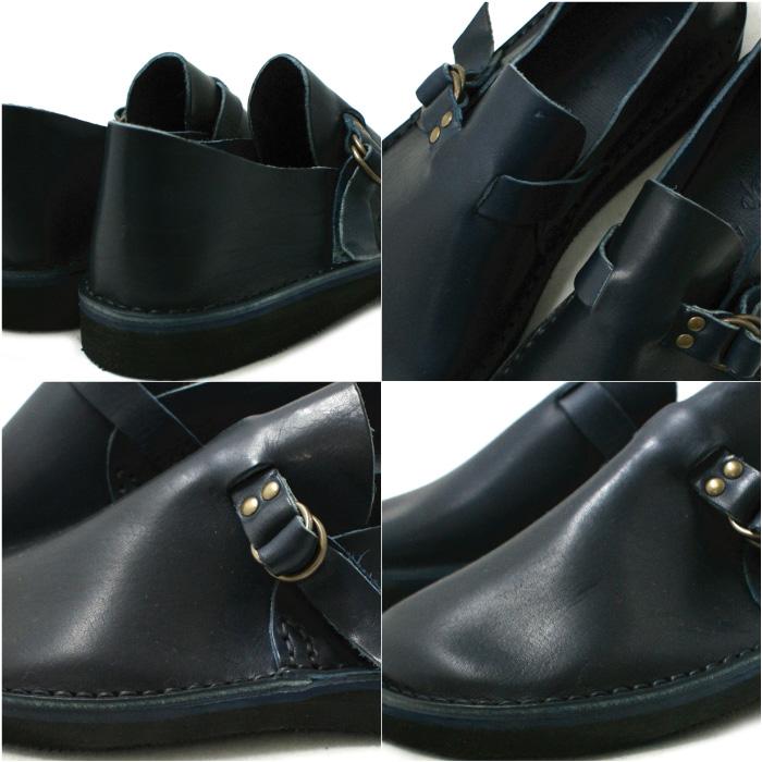 佛罗里达州杯男式凉鞋 FRACAP SANDALO [海军] sanndaru 凉鞋男装 2015年春夏新