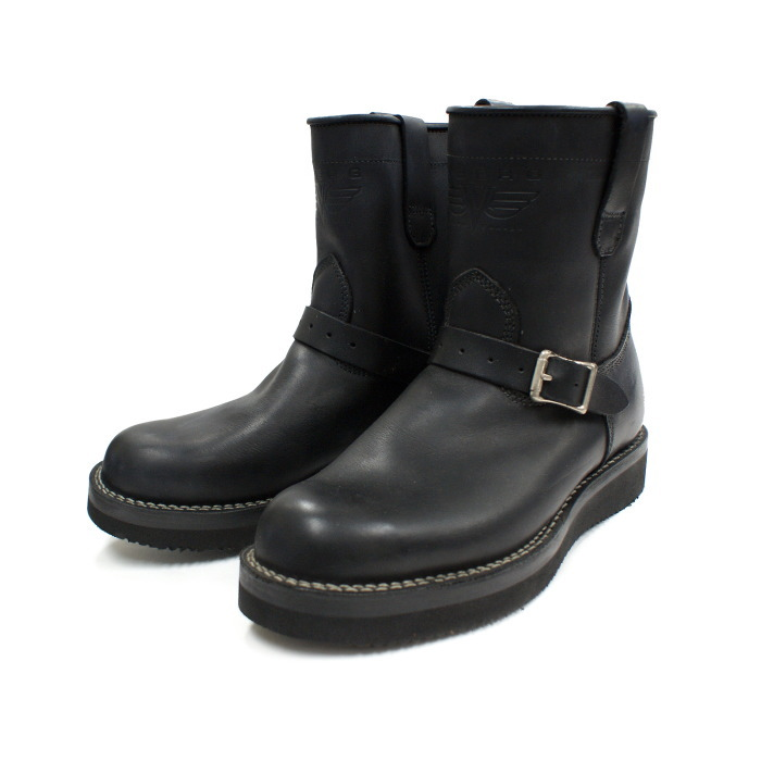 FOOTMONKEY: VIBERG [ヴァイバーグ] short shift engineer boots 87 ...