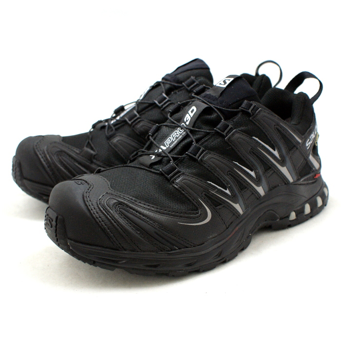 95667348387a Salomon trail running shoe SALOMON XA PRO 3D GTX 366786  BLACK BLACK PEWTER   XA Pro 3D Gore-Tex men s men s men s ☆