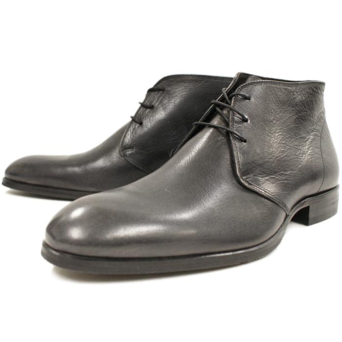 a08ed67c35d Antonio Ruffo ANTONIO RUFO 4278 ASFALTO chukka boots mens business shoes  dress MADE IN ITALY made in Italy