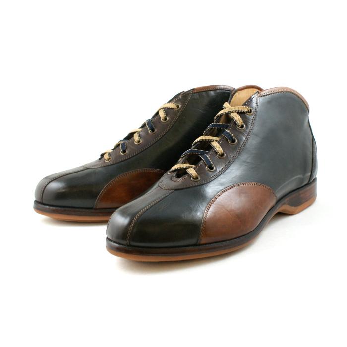 S.Y.C エスワイシー 日本製 ブーツ 本革 メンズ レースアップシューズ メンズシューズ 1401 〔BU/BR〕 SYC カジュアルシューズ men's 送料無料 本革 日本製 靴【コンビニ受取対応】
