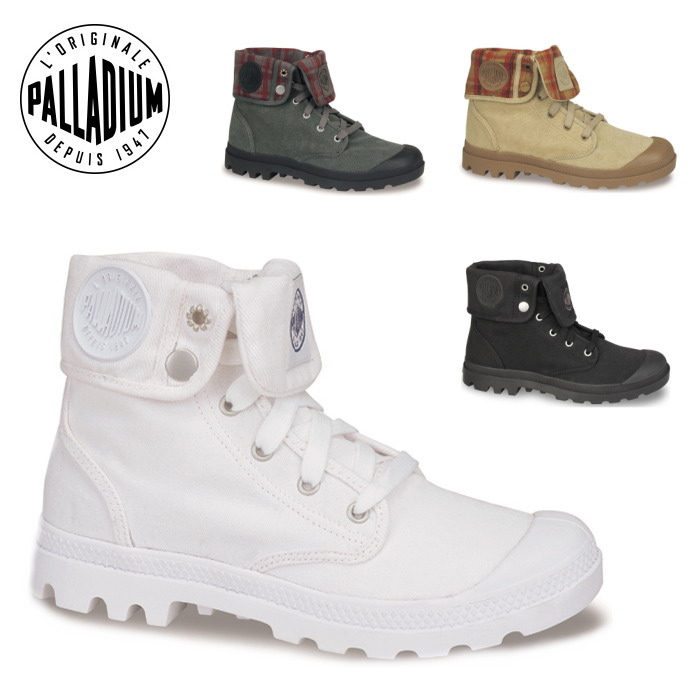 ●● Palladium shoes sneakers PALLADIUM BAGGY02353 buggy men higher frequency elimination