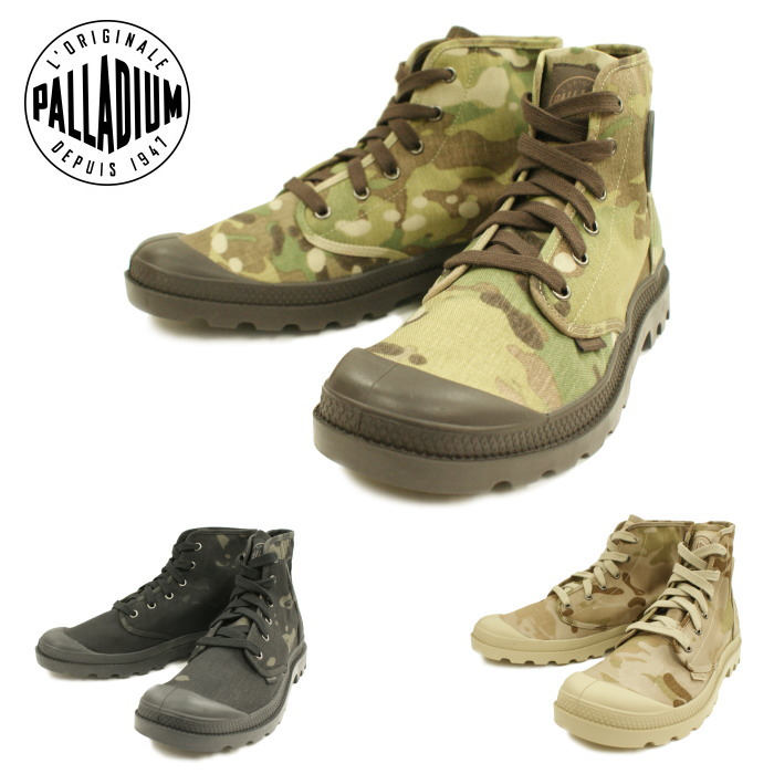 release date: 7d7ce dedd9 ITEM INFORMATION. Product name, Palladium Shoes Sneakers high PALLADIUM Pampa  Hi Multicam ...