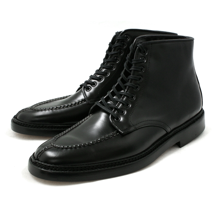Pistoleros 靴男装业务 PISTOLERO 挪威 U 尖靴 504-07 [黑色] 男士鞋男士商务靴子正式的墨西哥聚会