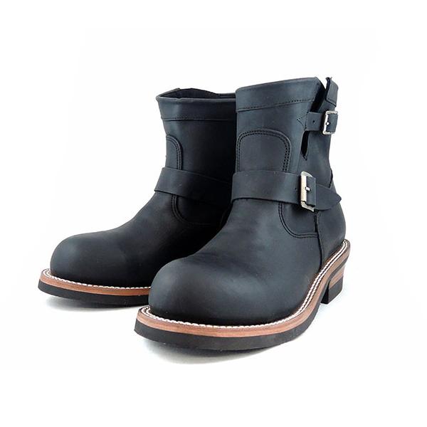 76c5db5711f Pistoleros engineer PISTOLERO Engineer Boots 7 ' black ENGINEER BOOT (STEEL  TOE) 1101-01 Mexico-made work boots mens Men's BOOTS store