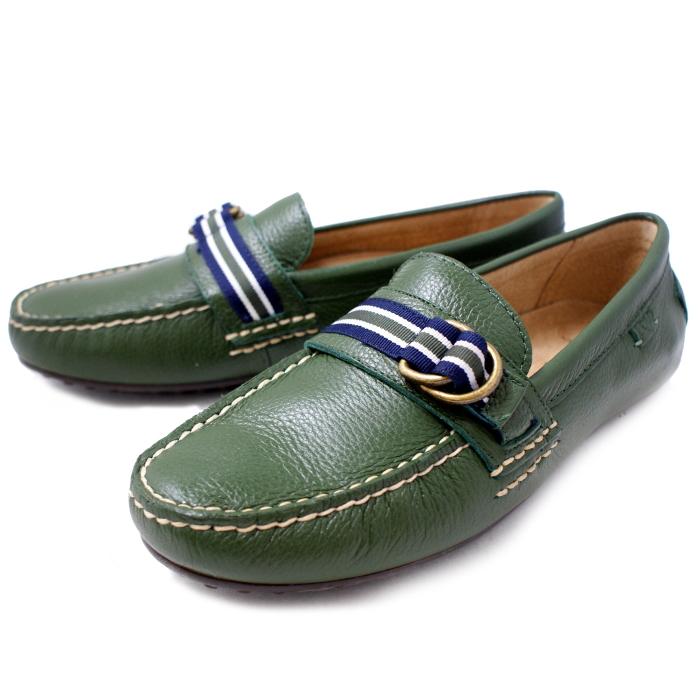 presto Peave cesoia  green polo shoes - 57% OFF - tajpalace.net