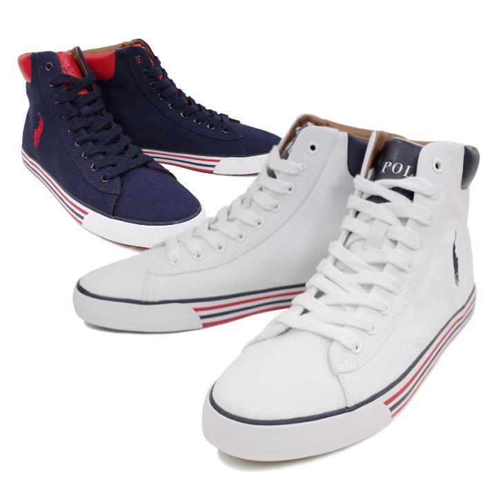 abb45d42c8c1d5 FOOTMONKEY: Polo Ralph Lauren sneaker POLO RALPH LAUREN HARVEY MID ...