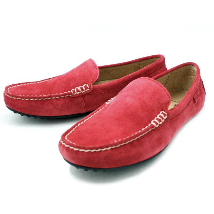 6d56f9f5ddc ... ○○ Polo Ralph Lauren men shoes driving shoes men genuine leather POLO  RALPH LAUREN polo Ralph Lauren R920  red suede  slip-ons men s shoes 2015SS