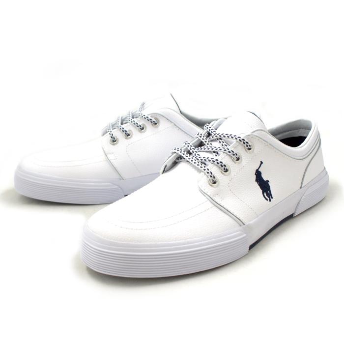 c6c309c6e4 Polo Ralph Lauren sneakers men POLO RALPH LAUREN polo Ralph Lauren R921  [white] slip-ons men's shoes sneaker 2015SS